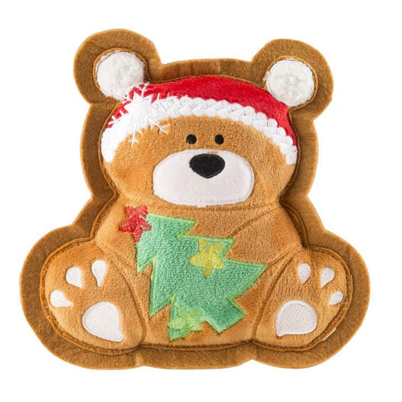 Bear Cookie Dog Toy