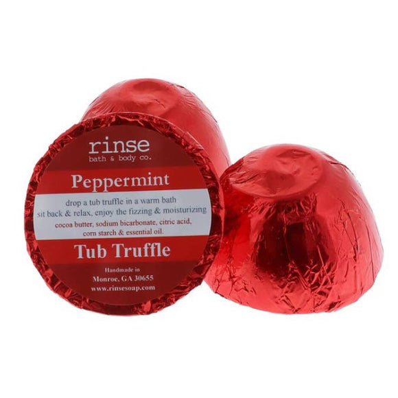 Peppermint Bath Truffle