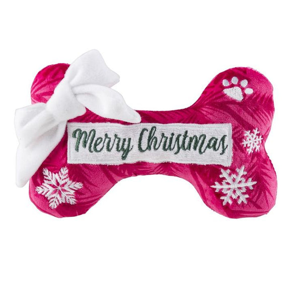 Merry Christmas Dog Toy