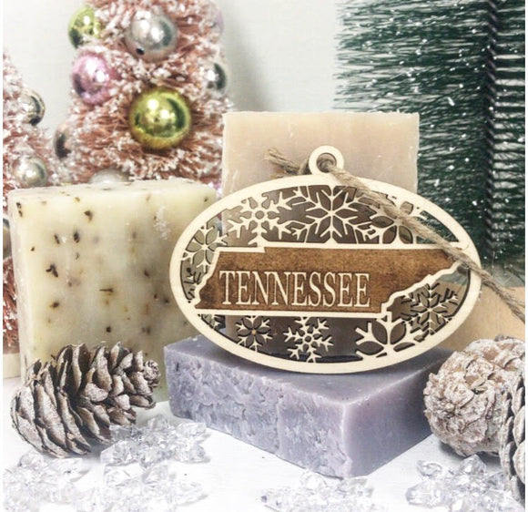 Tennessee Christmas Gift Set