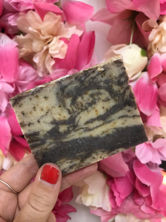 Latte Exfoliating Bar