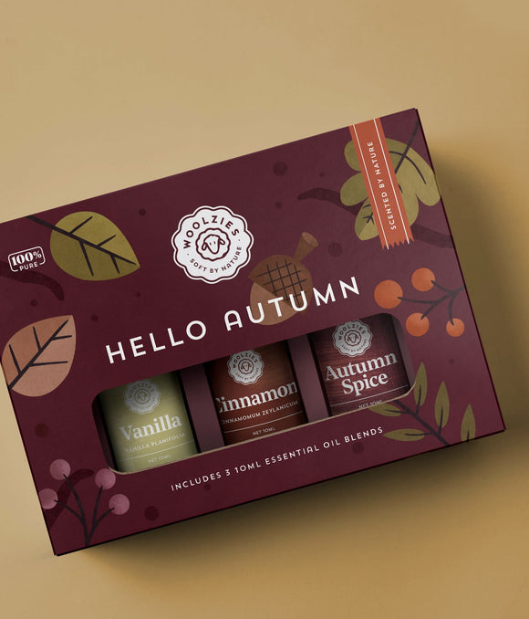Hello Autumn Essential Oil Set