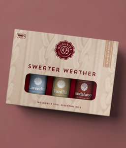 Sweater Weather Essential Oil Set