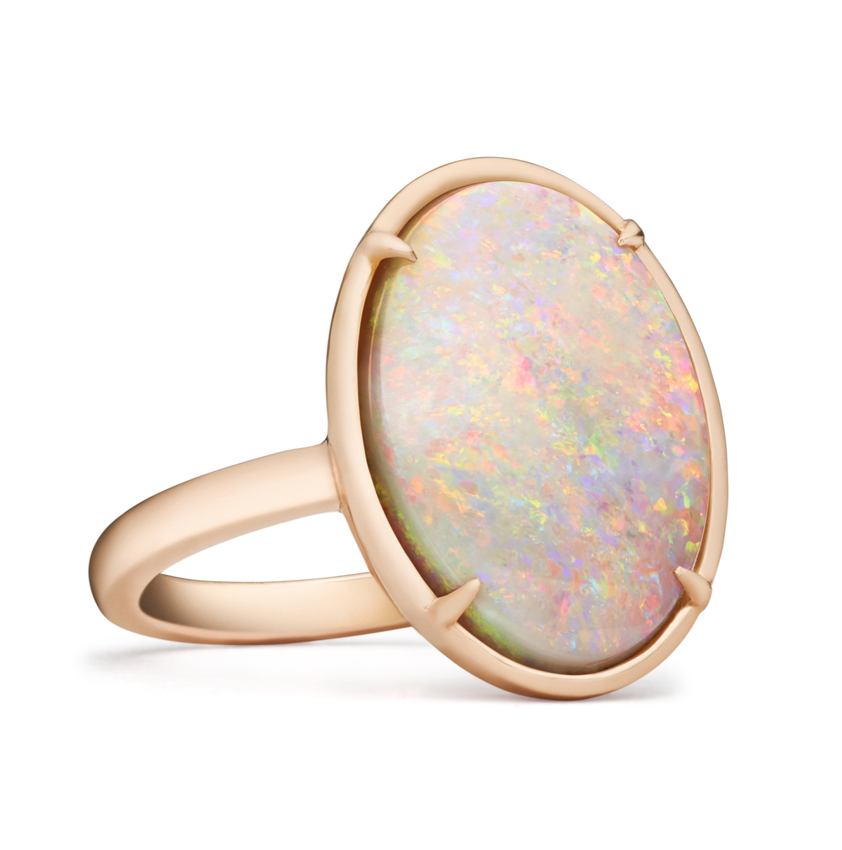 Autumn Opal Ring