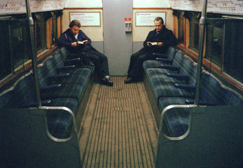 Street - Northern Line Train, London