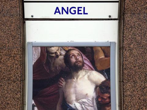 Street - Angel_C-type