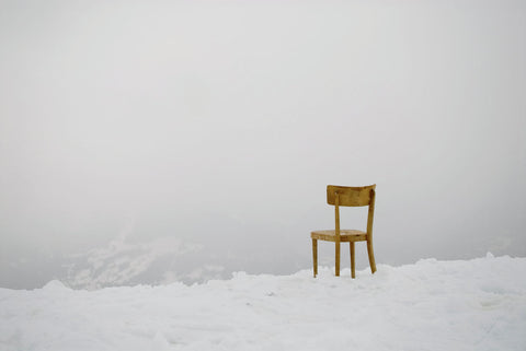 Alan Burles Gallery - Chair mist_C-type