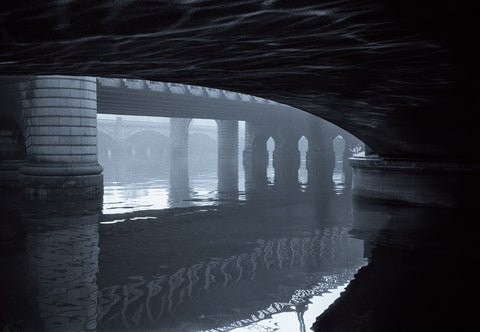 Alan Burles Gallery - Glasgow Bridges_C-type