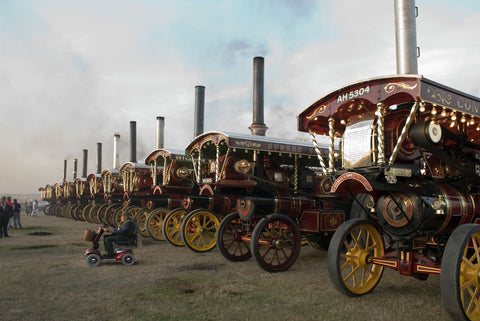 Street - Steam Fair