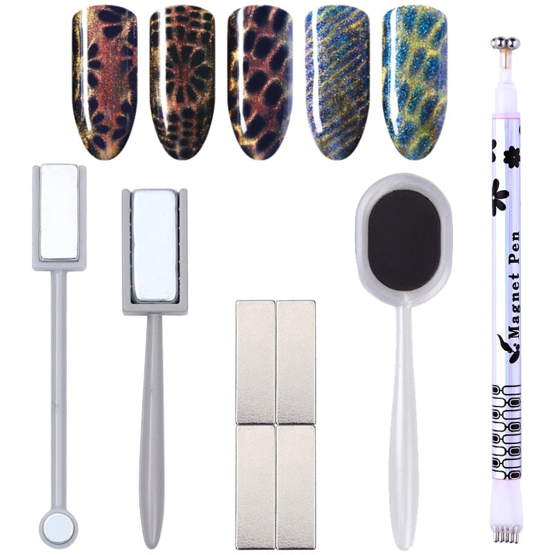 Ur Sugar Strong Magnetic Nail Stick 3d Cat Eye Effect Magnet For