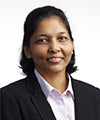 Richa Gupta - CFA®, PGBA (Finance & Information System), B.E. (Electronics and Communication)