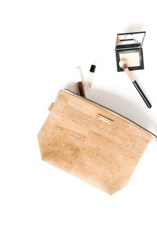 ADVENTURER cosmetics bag | NATURAL