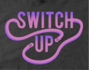 Switch Up Ruby Rube T-shirt