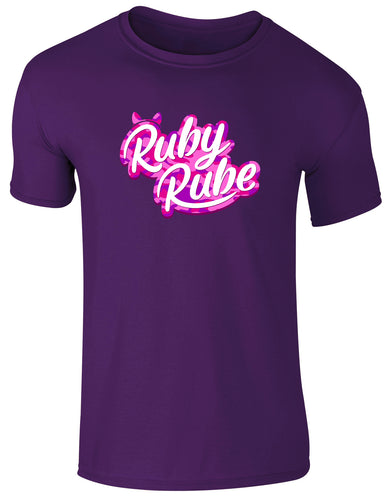 Ruby Rube - Camo Design in Purple