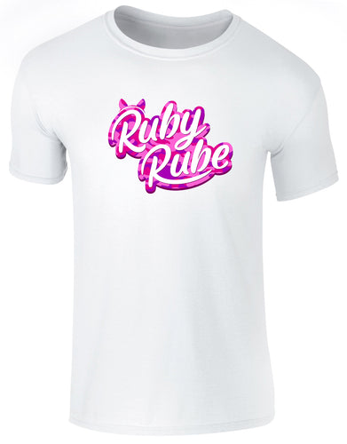 Ruby Rube - Camo Design in White