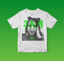 Load image into Gallery viewer, White 3am Ruby Rube T-shirt