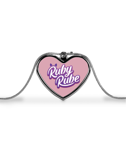 Ruby Rube Necklace