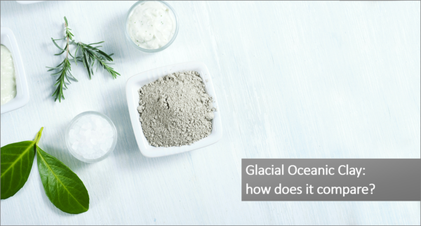 Glacial Oceanic Clay: How Does It Compare?