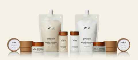 wise mens care product range, stories behind made in canada brands