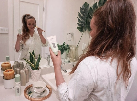 5 EASY WAYS TO CREATE A NATURAL SKINCARE ROUTINE YOU'LL LOVE