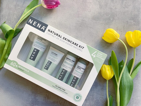 NENA Natural Skincare Kit