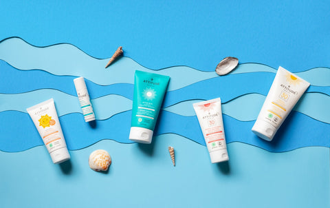 EWG verified sunscreen brand Attitude