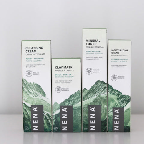NENA Glacial Packaging