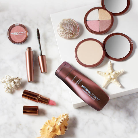 EWG-verified makeup brand Mineral Fusion products