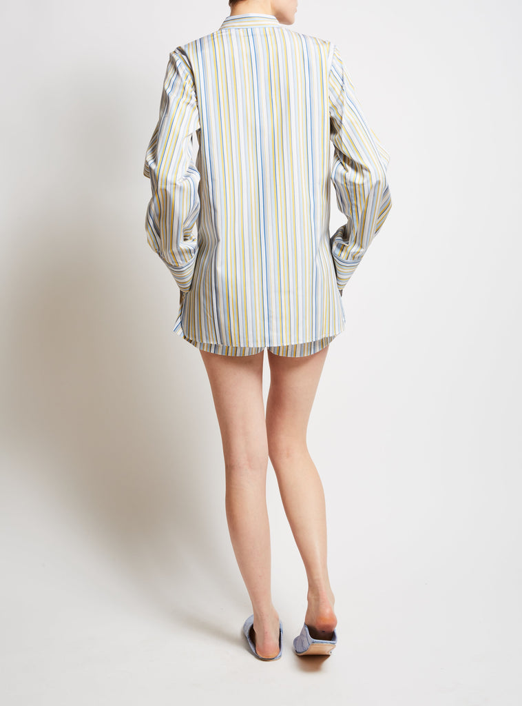 Arthur Cotton Stripes Shirt