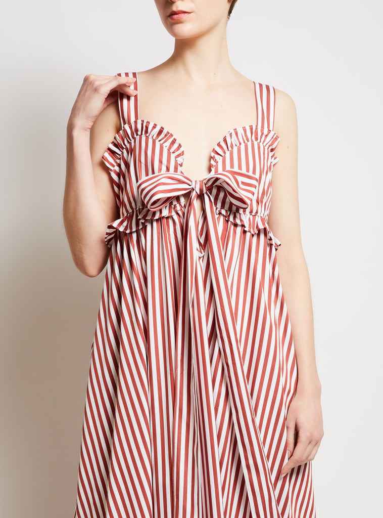 Valentina Striped Dress
