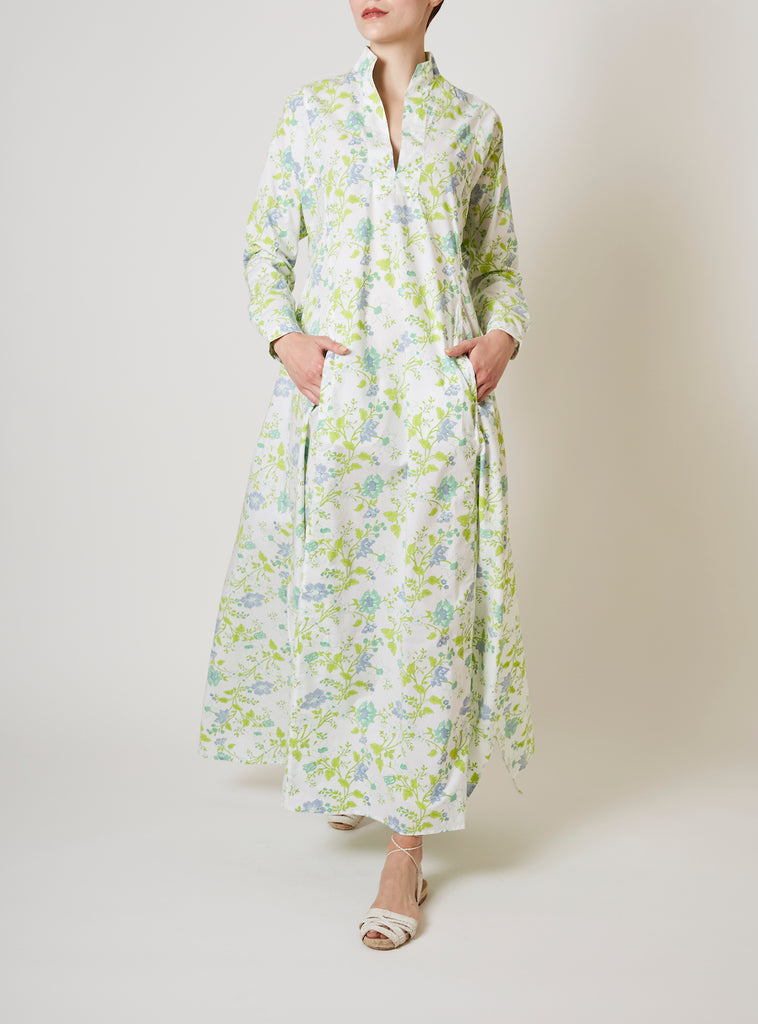 Parvati Chintz Veridian Green