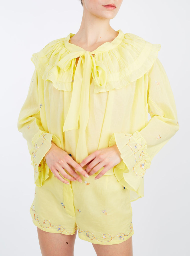 Dauphine blouse