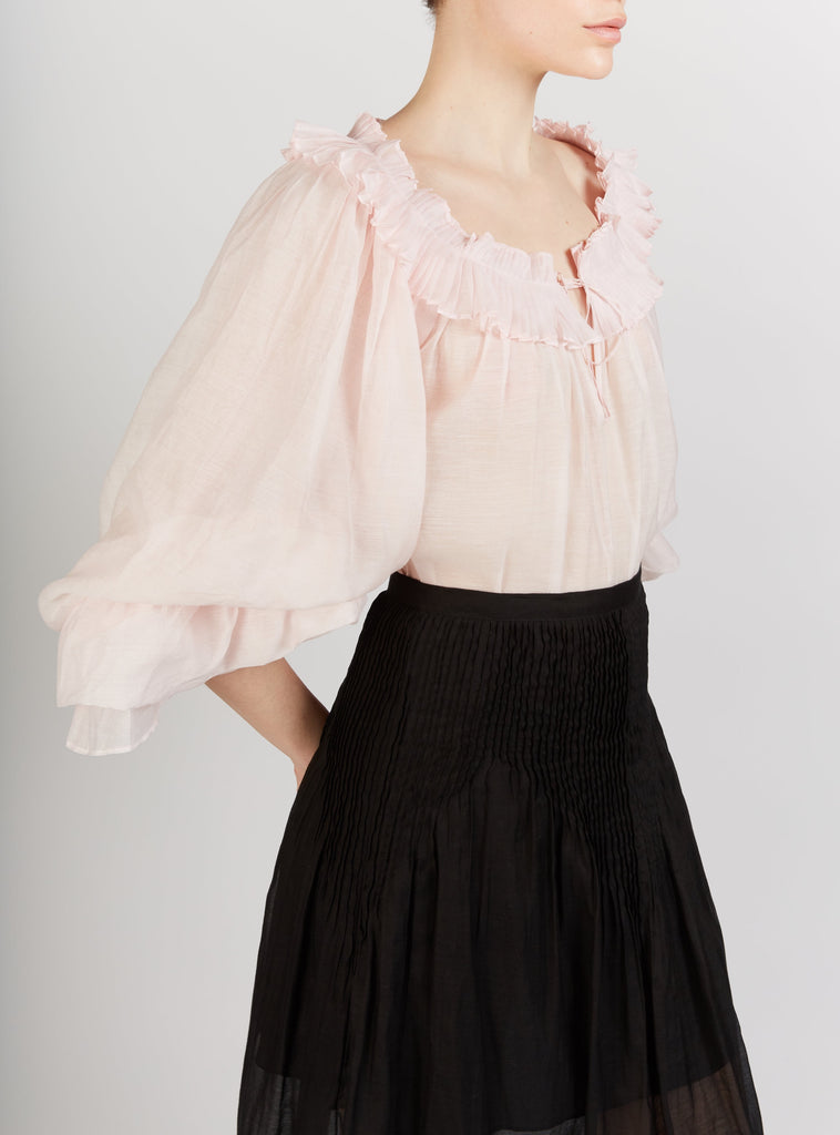 Roussia Blouse Pink