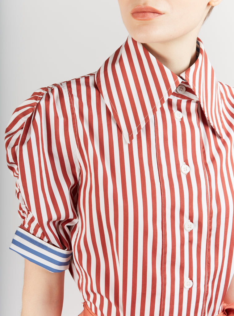 Tilda Striped Shirt