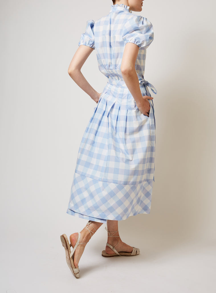 Luxury Gingham Set