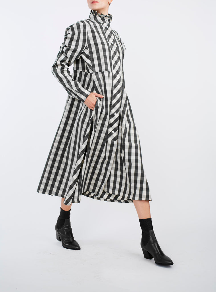 Winter Shirt Dress
