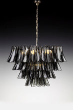 Load image into Gallery viewer, TORCELLO Murano Glass Chandelier