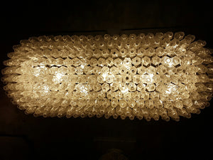 BILIARDO Murano Glass Chandelier