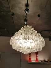 Load image into Gallery viewer, BILIARDO Murano Glass Chandelier