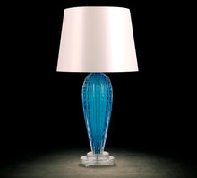 Load image into Gallery viewer, image of the murano glass alta lamp
