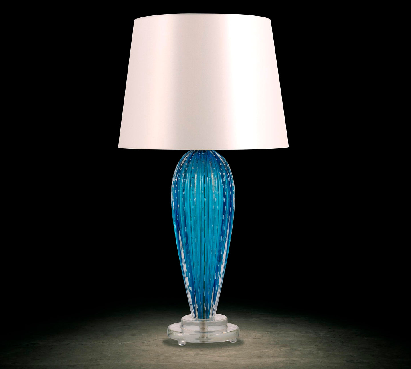 image of the murano glass alta lamp