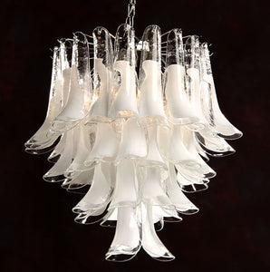 AUTUMN LEAVES Murano Glass Chandelier