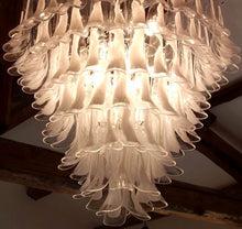 Load image into Gallery viewer, AUTUMN LEAVES Murano Glass Chandelier