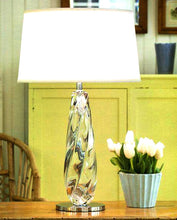 Load image into Gallery viewer, BURANO Murano Glass Table Lamp