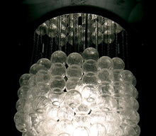 Load image into Gallery viewer, BUBBLE Murano Glass Chandelier