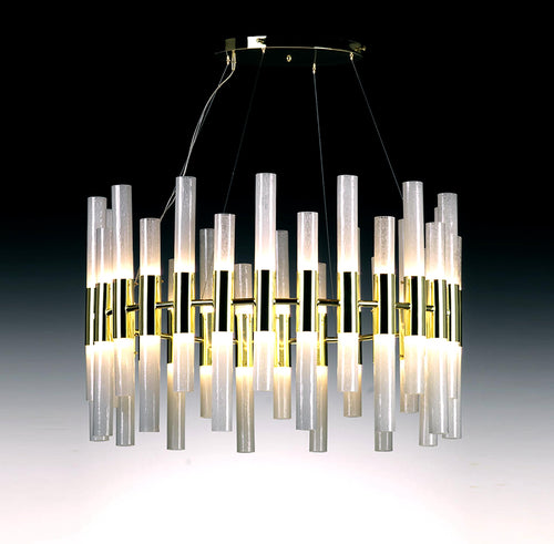 CANDELA Murano Glass Chandelier