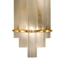 Load image into Gallery viewer, CANDLE Murano Glass Wall Sconce