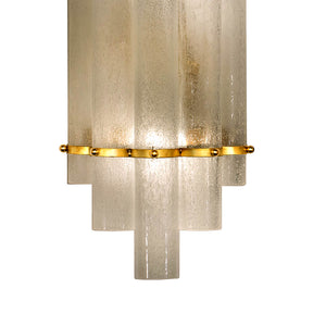 CANDLE Murano Glass Wall Sconce