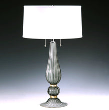 Load image into Gallery viewer, CORSICA Murano Glass Table Lamp