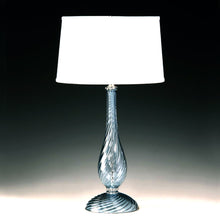 Load image into Gallery viewer, DONATO Murano Glass Table Lamp.